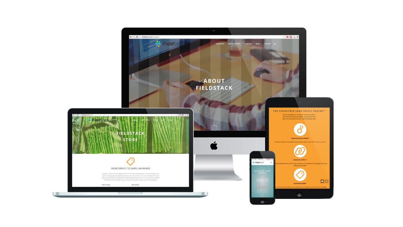 Field Stack | WordPress Website Design