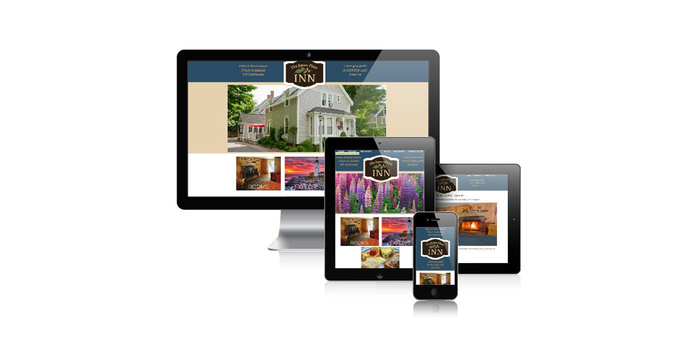 James Place Inn | WordPress Website Design